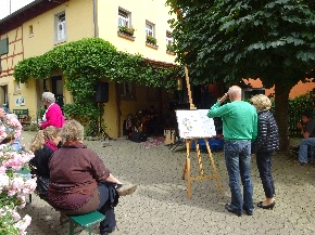 Tag des offenen Ateliers2015 Goebel