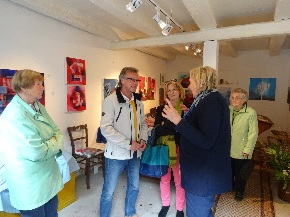 Tag des offenen Ateliers2015 Goebel5