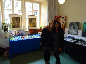 Tag des offenen Ateliers2015 Karin2